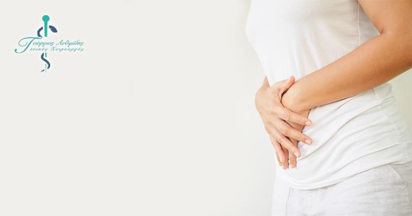 χολή πόνος στο στομάχι