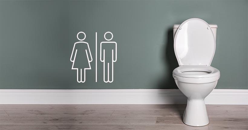 συμβουλές υγείας για τουαλέτα